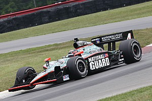 IndyCar Panther Racing Mid-Ohio Race Report