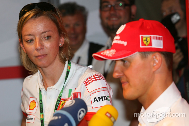 F1:Schumacher manager slams latest retirement reports
