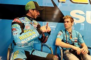 MotoGP Hopkins will join Suzuki Team at Czech GP