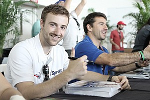 IndyCar Newman/Haas Racing returns to Loudon