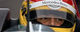 F3 Merhi dominates GP Masters at Zandvoort qualifying