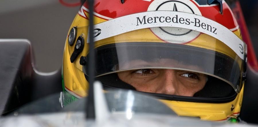 Merhi dominates GP Masters at Zandvoort qualifying