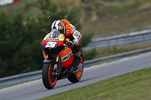 MotoGP Bridgestone Czech GP qualifying report