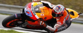 MotoGP Stoner extends points lead with Czech GP victory