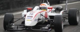 F3 Rosenqvist GP Masters' surprise winner at Zandvoort
