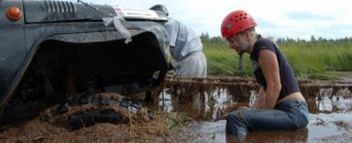 Offroad In the deep end at Russia's Pro-X Trophy