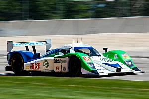 ALMS Dyson Racing Road America qualifying report