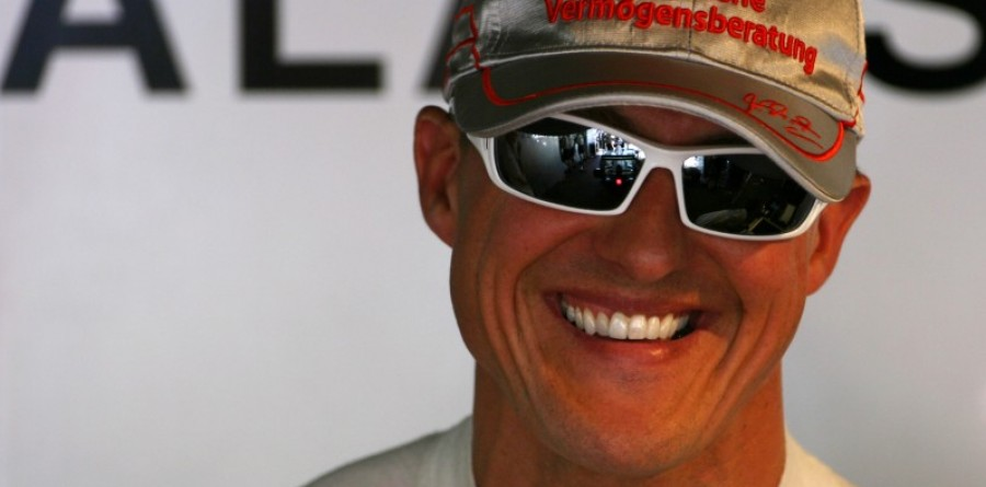 Debut failure was Jordan's fault - Schumacher
