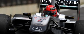 Formula 1 'Stubborn' Schumacher admits mistakes of past