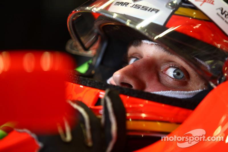 Marussia Virgin Belgian GP - Spa Friday practice report