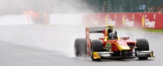 GP2 Vietoris wins Spa race 1, Grosjean champion