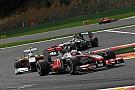 Pirelli Belgian GP - Spa race report