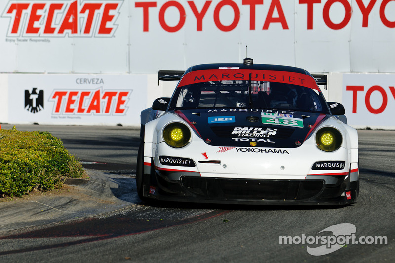 Paul Miller Racing set for the streets of Baltimore
