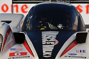 ALMS Muscle Milk AMR Baltimore qualifying report