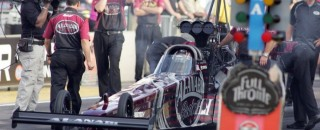 NHRA Series Indianapolis Friday qualifying report