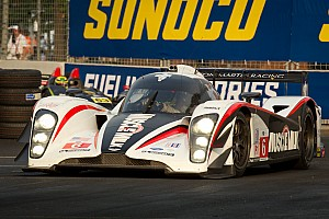 ALMS Muscle Milk AMR Baltimore race report