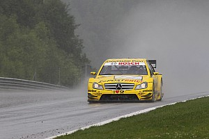 DTM Gary Paffett best-placed Mercedes driver at his home race in Brands Hatch
