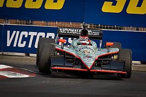 IndyCar Panther Racing Baltimore race report