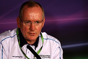 Formula 1 Formula One boss Gallagher leaves Cosworth