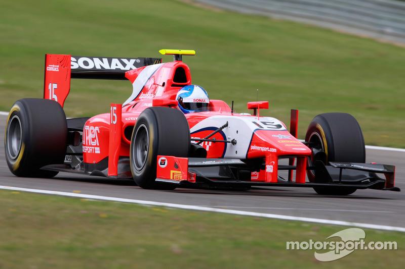 Jolyon Palmer set for Monza