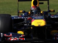 Vettel finishes on top of second practice for Italian GP