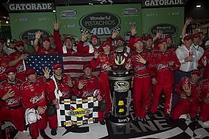 NASCAR Cup Chevy teams Richmond II race notes, quotes