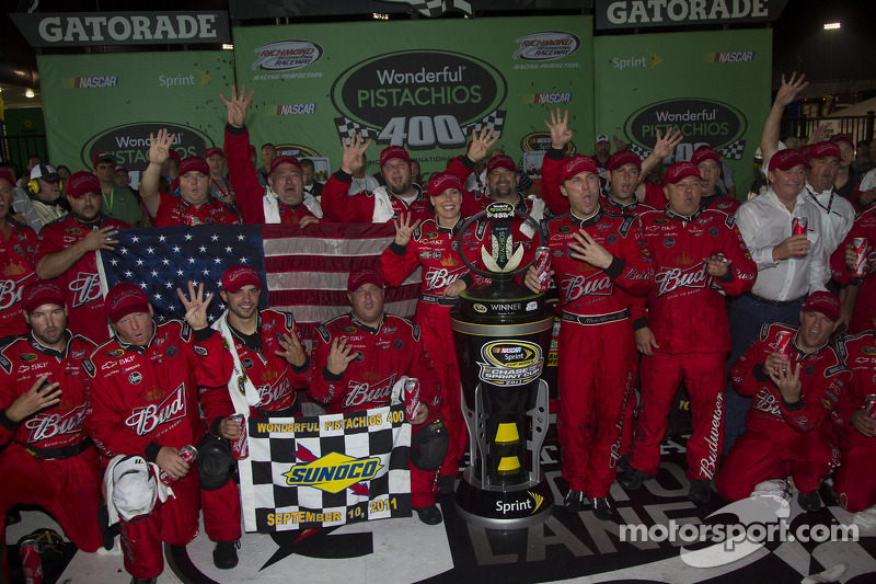 Chevy teams Richmond II race notes, quotes