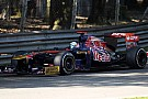 Toro Rosso Italian GP - Monza race report