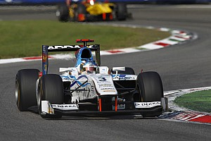 FIA F2 Addax Team Monza event summary