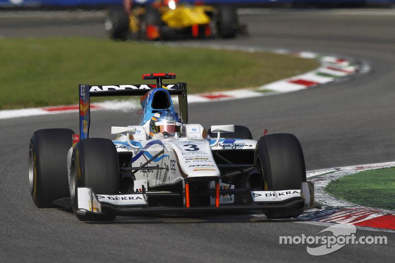 Addax Team Monza event summary