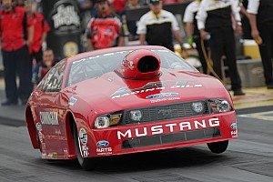 NHRA Perkinson ready for Charlotte II