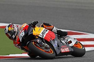 MotoGP Repsol Honda Aragon GP Friday report