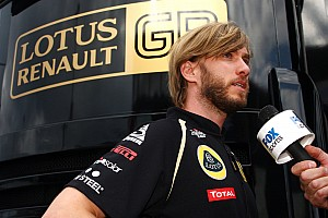 Formula 1 Heidfeld still pushing for F1 seat in 2012