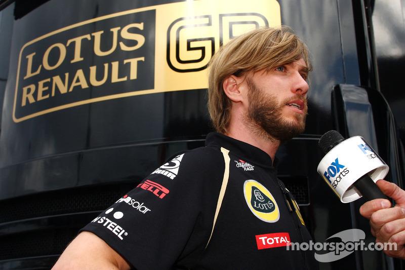 Heidfeld still pushing for F1 seat in 2012