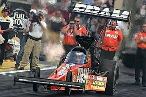 NHRA Massey looks for home track advantage at Dallas