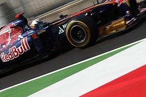Formula 1 Toro Rosso Singapore GP Friday practice report