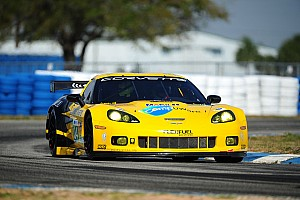 ALMS Corvette Racing aims for win at Road Atlanta