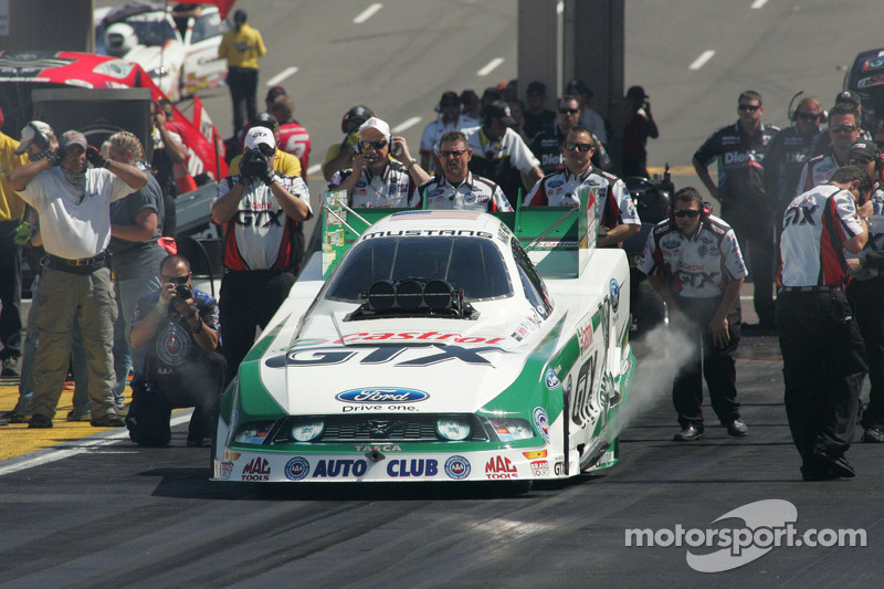 Mike Neff confident heading to Maple Grove