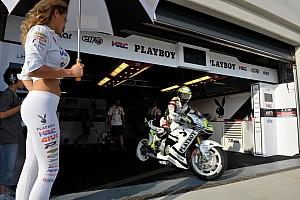 MotoGP LCR Honda Japan Friday report