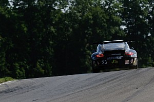 ALMS Alex Job Racing Road Atlanta qualifying report