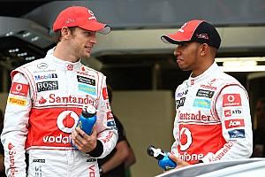 Formula 1 No.2 driver 'best way' for F1 team success - Button