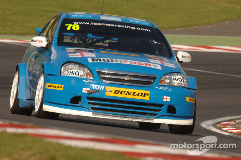 Team ES Racing Brands Hatch GP qualifying report