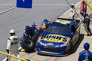 NASCAR Cup Bobby Labonte looks for top finish at Kansas II