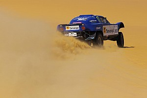 Cross-Country Rally Pharaons Rally, Day 6: As the Dust Settles