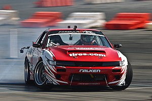 Formula Drift Yoshihara closes out 2011 season with the Formula DRIFT Championship