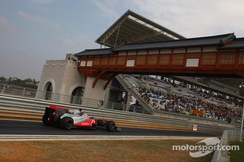 Drivers steer for motivation after title settled