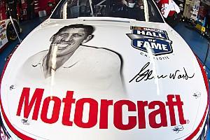 NASCAR Cup Trevor Bayne Charlotte 500 qualifying report