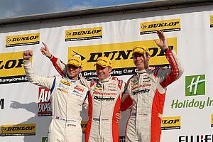 BTCC Season Finale at Silverstone sees 3 Different Winners