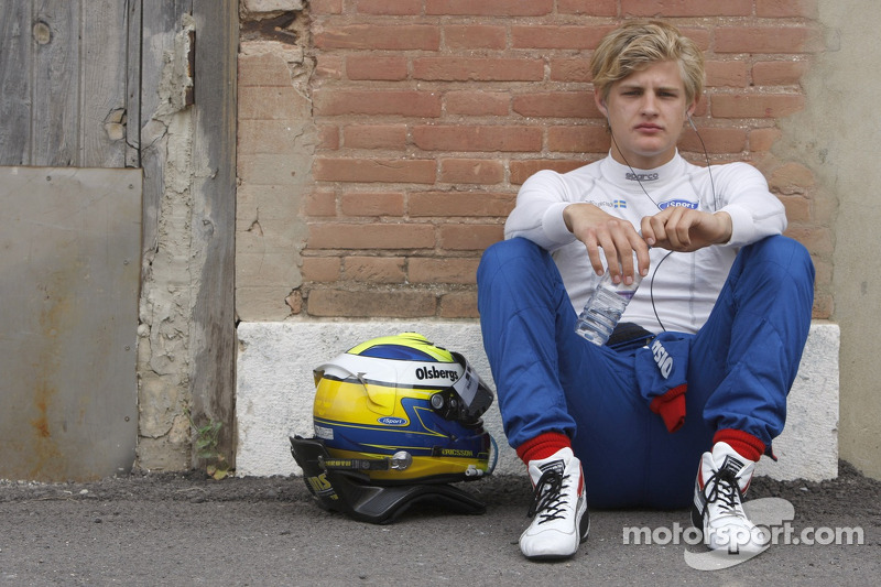 Marcus Ericsson leads the way in Barcelona