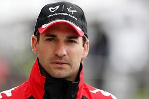 Formula 1 Virgin's Glock starts work in McLaren simulator